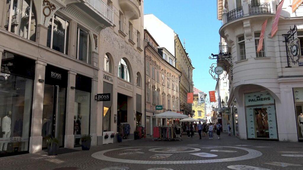 Центр Клагенфурта