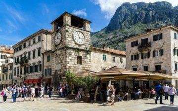 Місто Котор Чорногорія