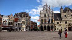 Місто Мехелен Бельгія