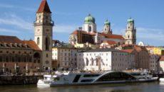 Місто Пассау Німеччина