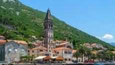 Місто Тіват Чорногорія