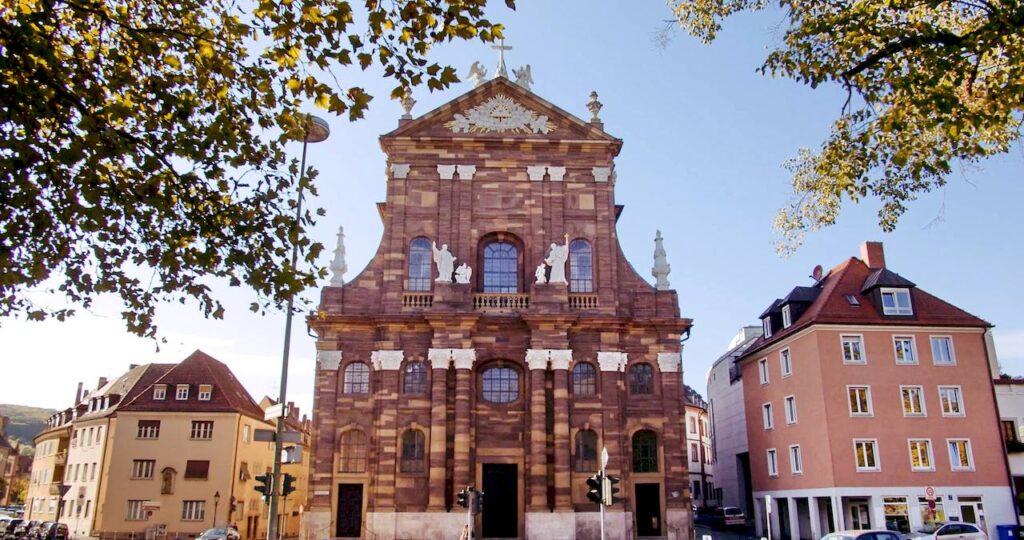 Історичний центр Вюрцбурга