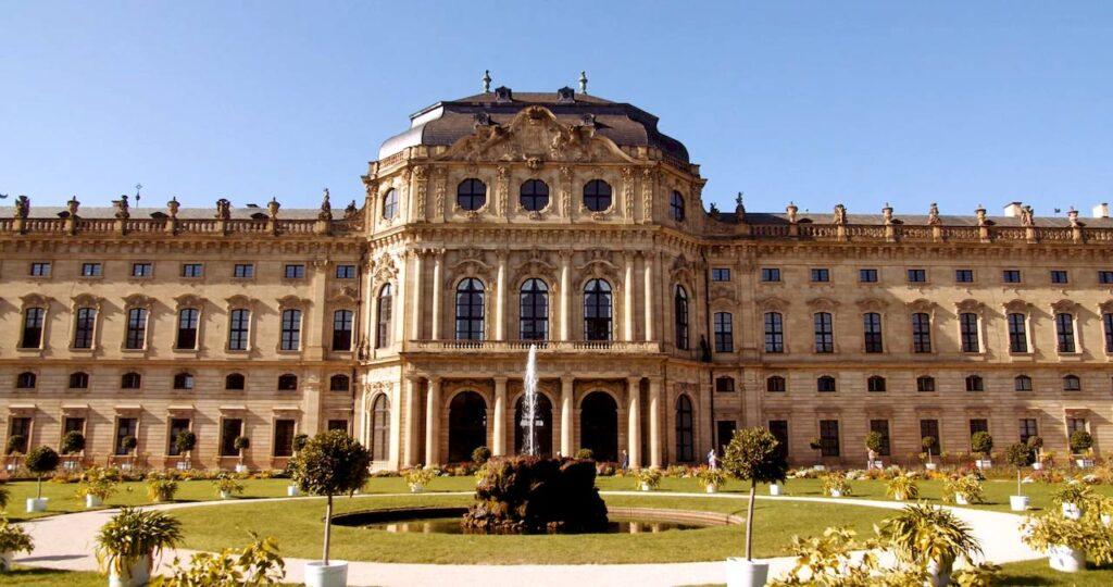 Резиденція в Вюрцбурзі