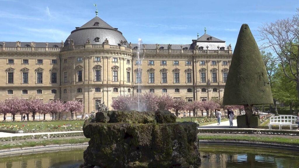 Резиденція вВюрцбурзі