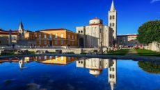 Місто Задар Хорватія
