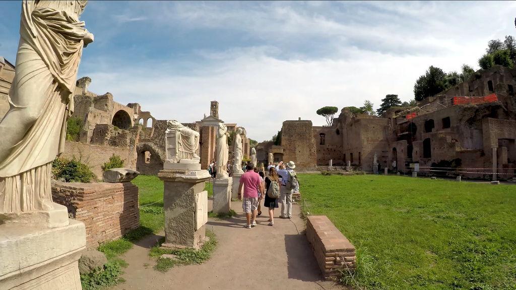 Римський форум - Фото