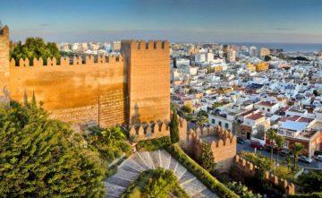 Місто Альмерія Іспанія