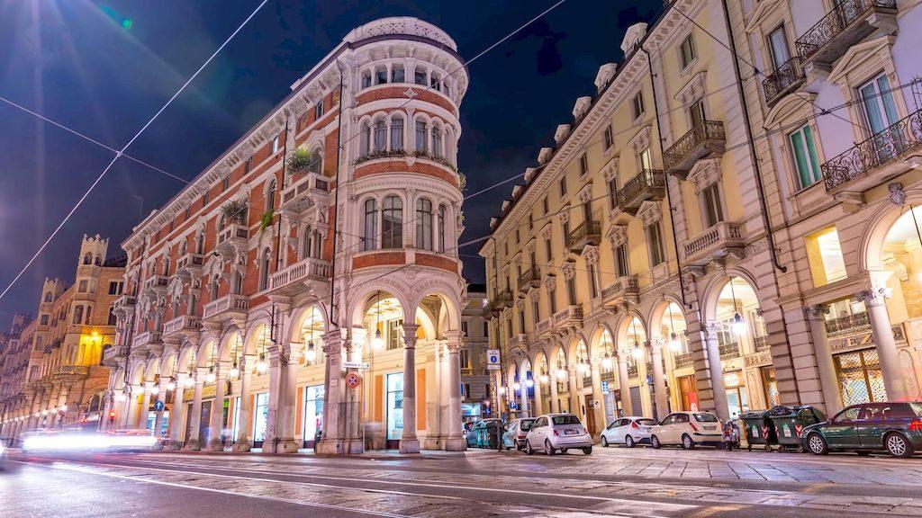 На вулицях Турина