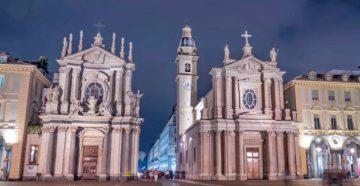 місто Турин Італія