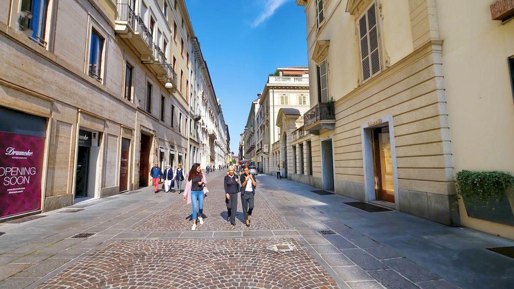 Вулиці Турина
