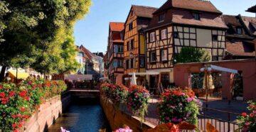Провінція Ельзас Франція