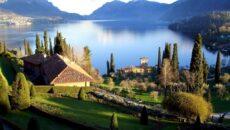 Озеро Комо Італія