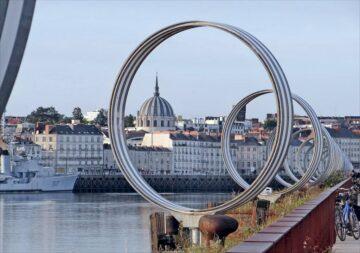 Місто Нант Франція
