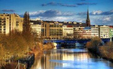 Саарбрюкен Німеччина
