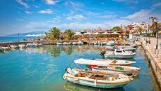 Місто Саранда Албанія