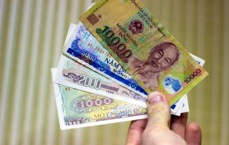 В'єтнамські гроші з пластику