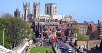 міста Англії