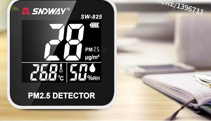 Моніторинг якості повітря