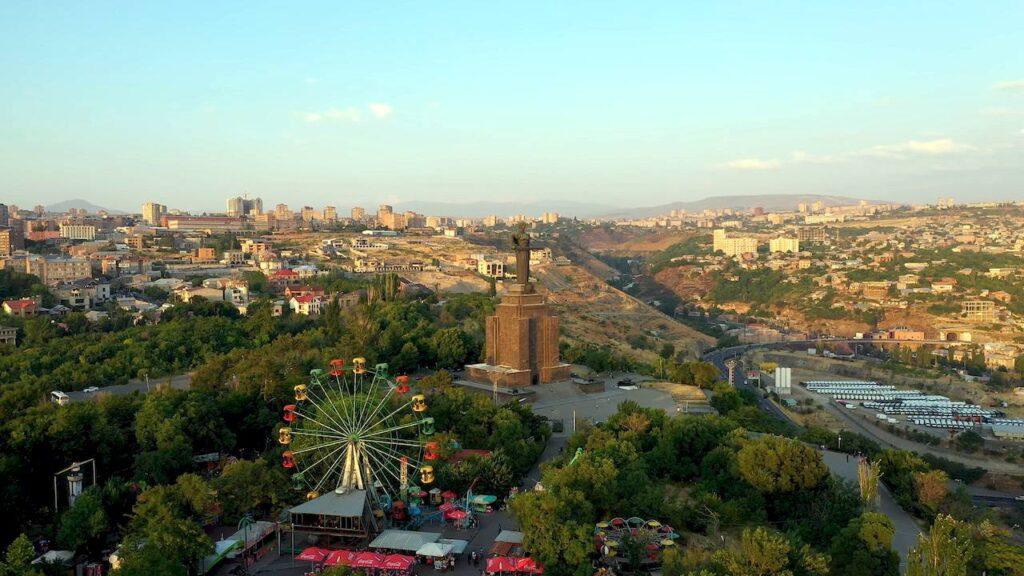 Столиця Вірменнії