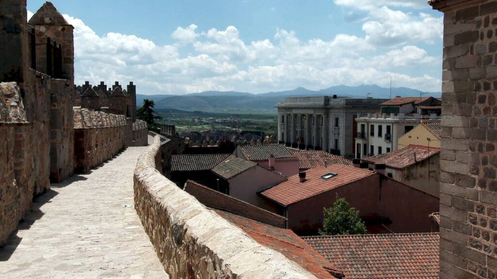 Середньовічні стіни