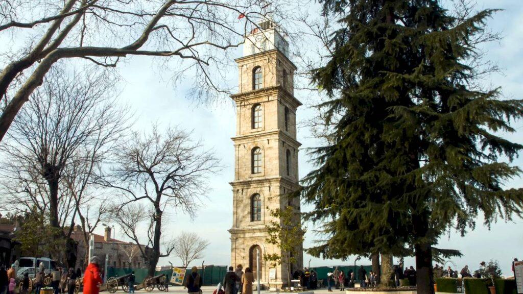 Вежа Топхане