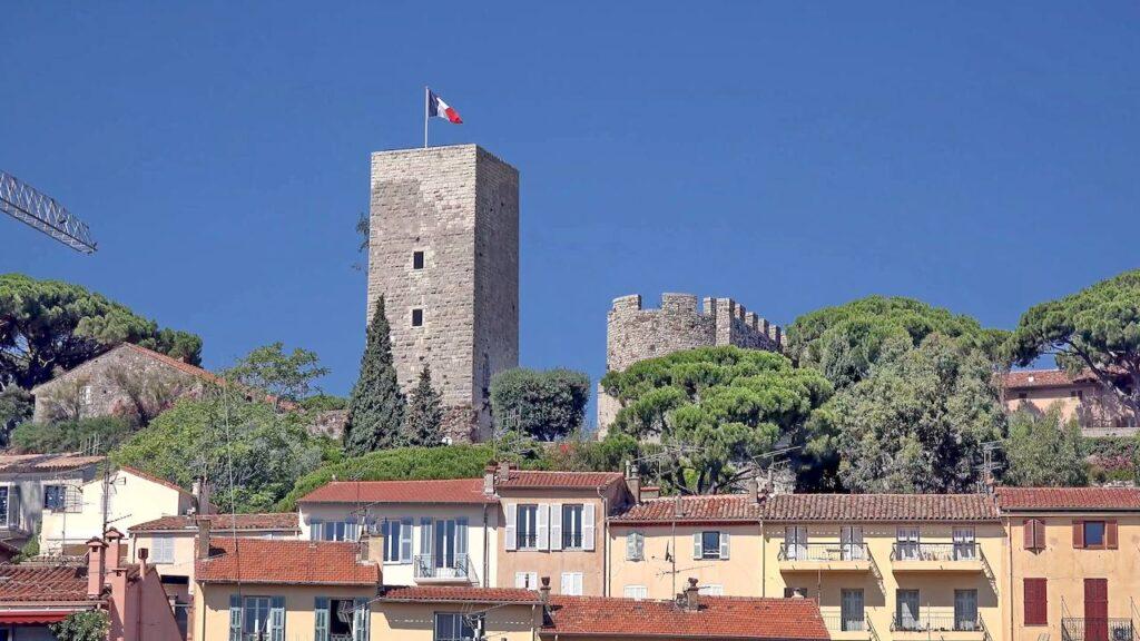 Вежа du Mont Chevalier