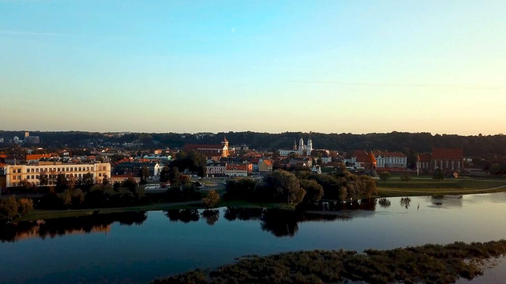 Місто Каунас