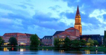 Місто Кіль Німеччина