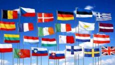 назви європейських країн