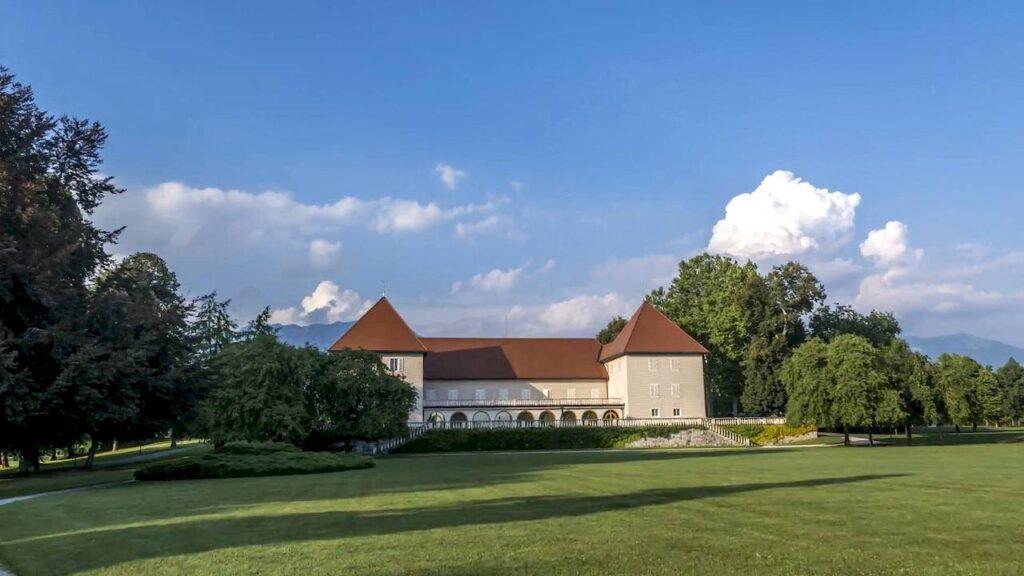 Замок Брдо поблизу Крань