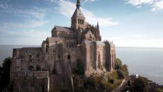 Місто-фортеця Мон-Сен-Мішель