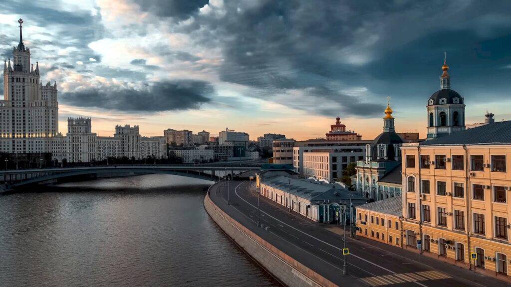 Вулиці Москви