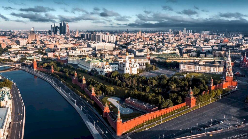 Сучасна панорама Москви