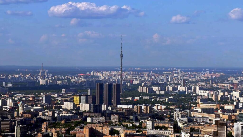 Останкінська телевежа
