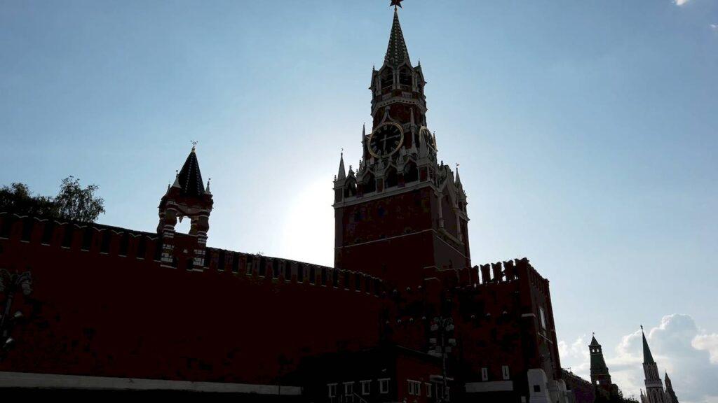 Спаська вежа Кремля