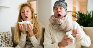 Як кашляти і чхати так, щоб не заразити інших