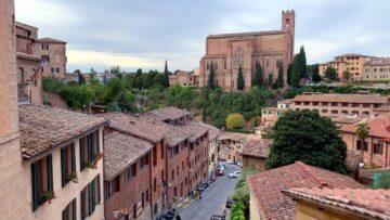 Місто Сієна Італія