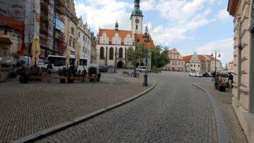 Місто Табор Чехія