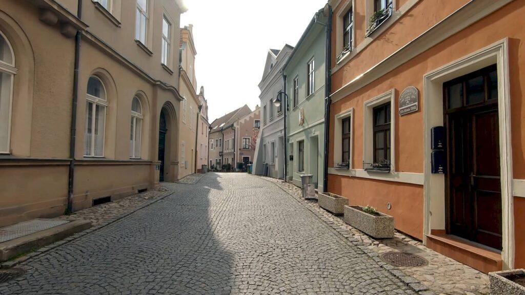 Вулиці Табор
