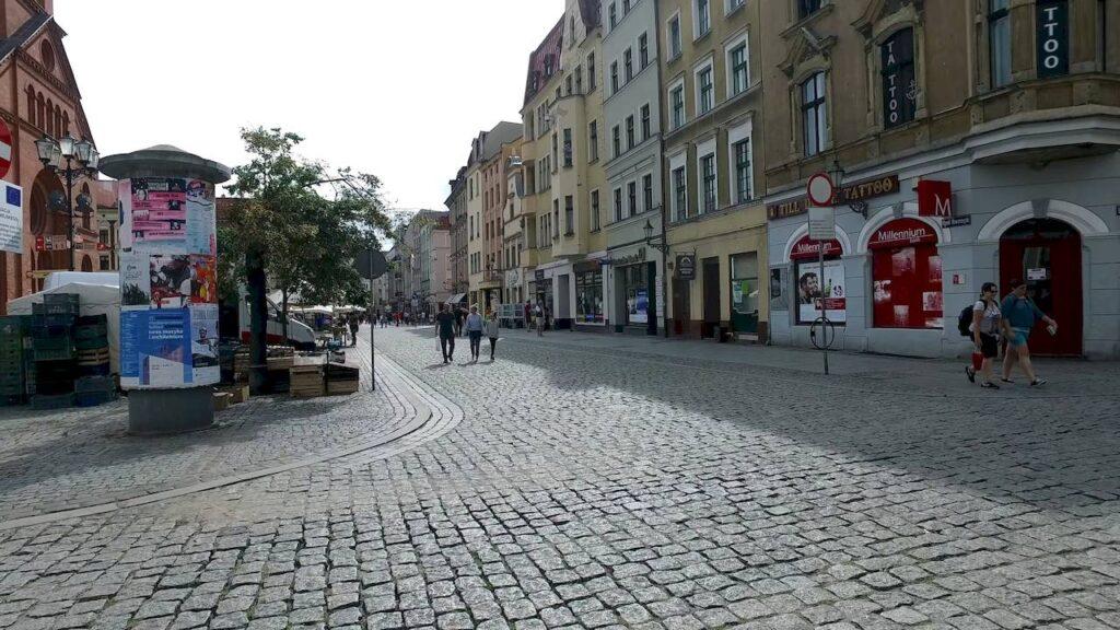 Вулиці Торуні