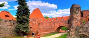 Місто Торунь Польща