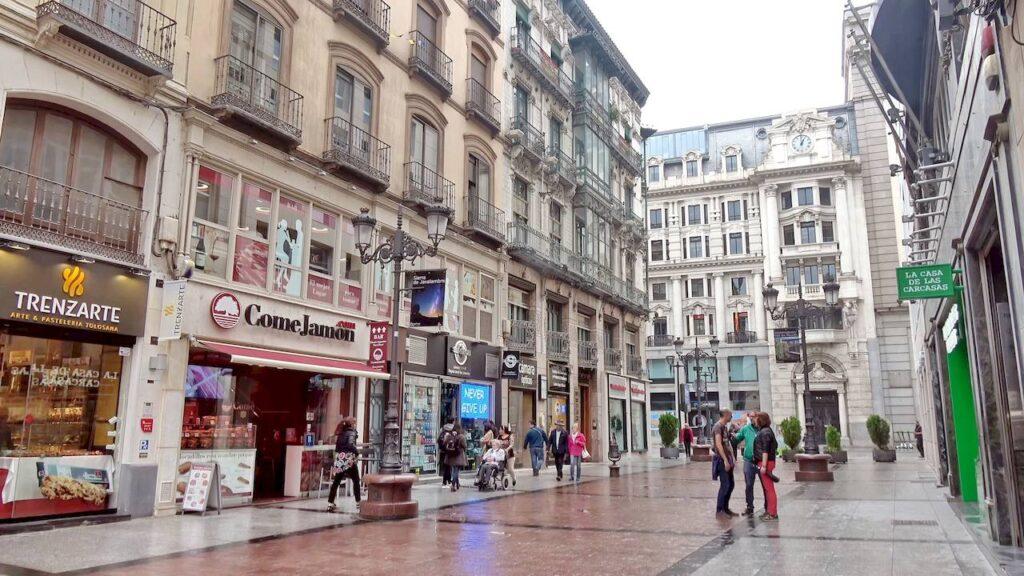 Вулиці Сарагоси