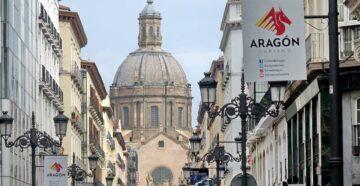 Місто Сарагоса Іспанія