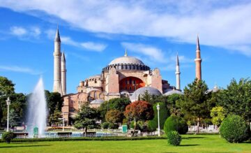 Собор Святої Софії Стамбул