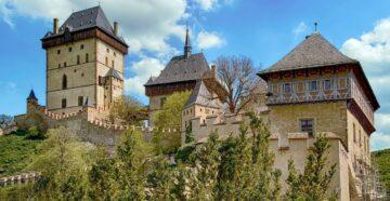 Замок Карлштейн Чехія
