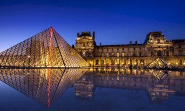 Музей Лувр в Парижі