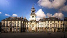 Місто Ренн Франція