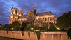 Собор Паризької Богоматері Париж