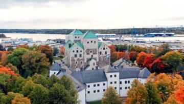 Місто Турку Фінляндія