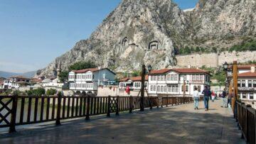 Місто Амасья Туреччина